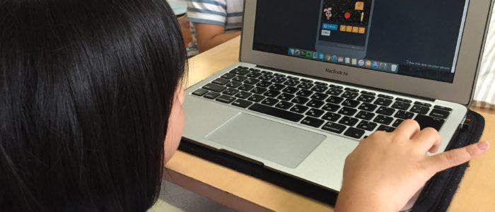 子供プログラミング沖縄4