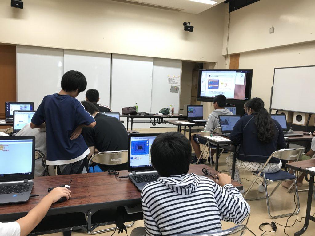 プログラミング教室沖縄